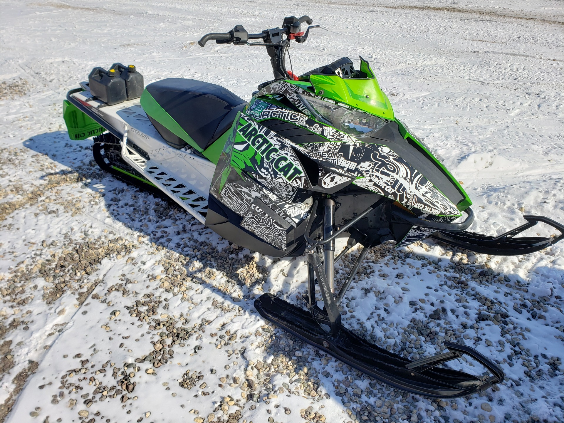 2014 Arctic Cat XF 8000 Sno Pro® High Country Limited ES in Ortonville, Minnesota - Photo 3