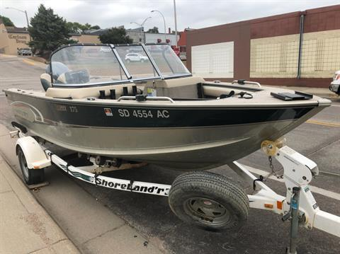 2003 Alumacraft TROPHY 175 in Ortonville, Minnesota