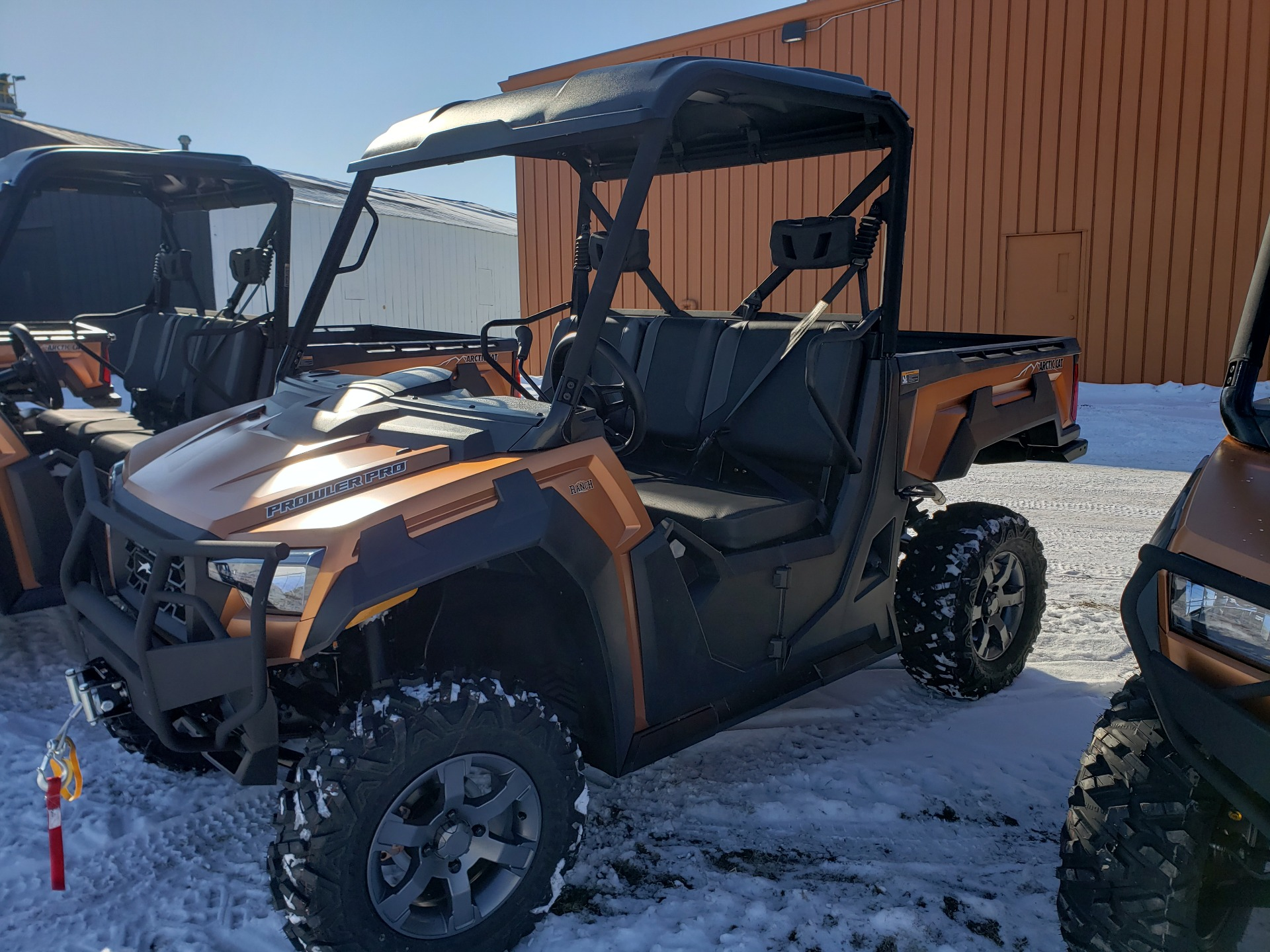 2021 Arctic Cat Prowler Pro Ranch Edition in Ortonville, Minnesota - Photo 1