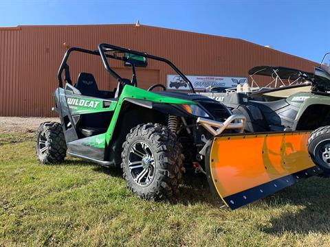 2018 Arctic Cat Wildcat Trail in Ortonville, Minnesota