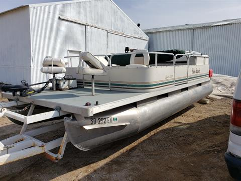 2001 Palm Beach 20' FISH PONTOON in Ortonville, Minnesota