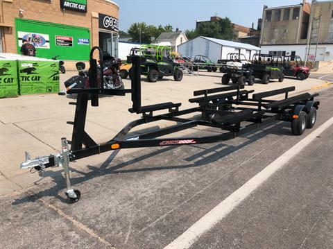 2018 Lund PONTOON TRAILER 19'-21' TANDEM in Ortonville, Minnesota - Photo 1