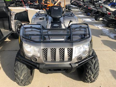 2011 Arctic Cat 550 Limited in Ortonville, Minnesota