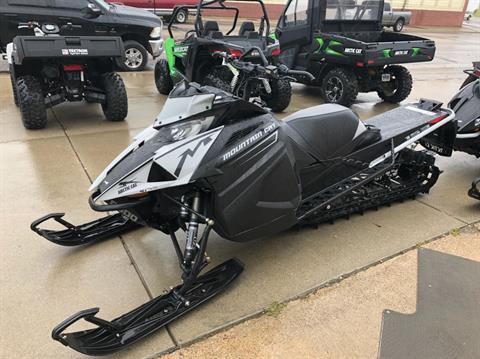 2019 Arctic Cat M 8000 Mountain Cat 153 in Ortonville, Minnesota