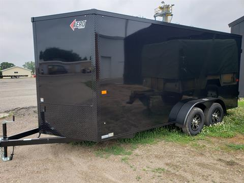 2020 AERO TRAILERS 7X16TA35 in Ortonville, Minnesota - Photo 1