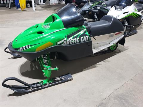 2010 Arctic Cat AC 120 in Ortonville, Minnesota