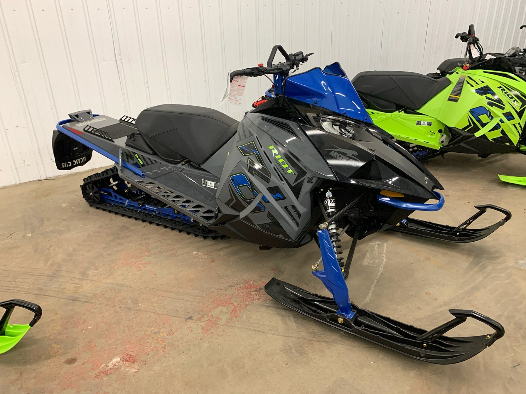 2020 Arctic Cat Riot 8000 QS3 1.60 ES in Ortonville, Minnesota - Photo 1