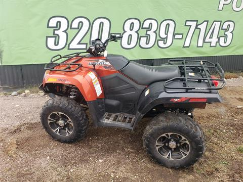 2014 Arctic Cat 500 XT™ in Ortonville, Minnesota