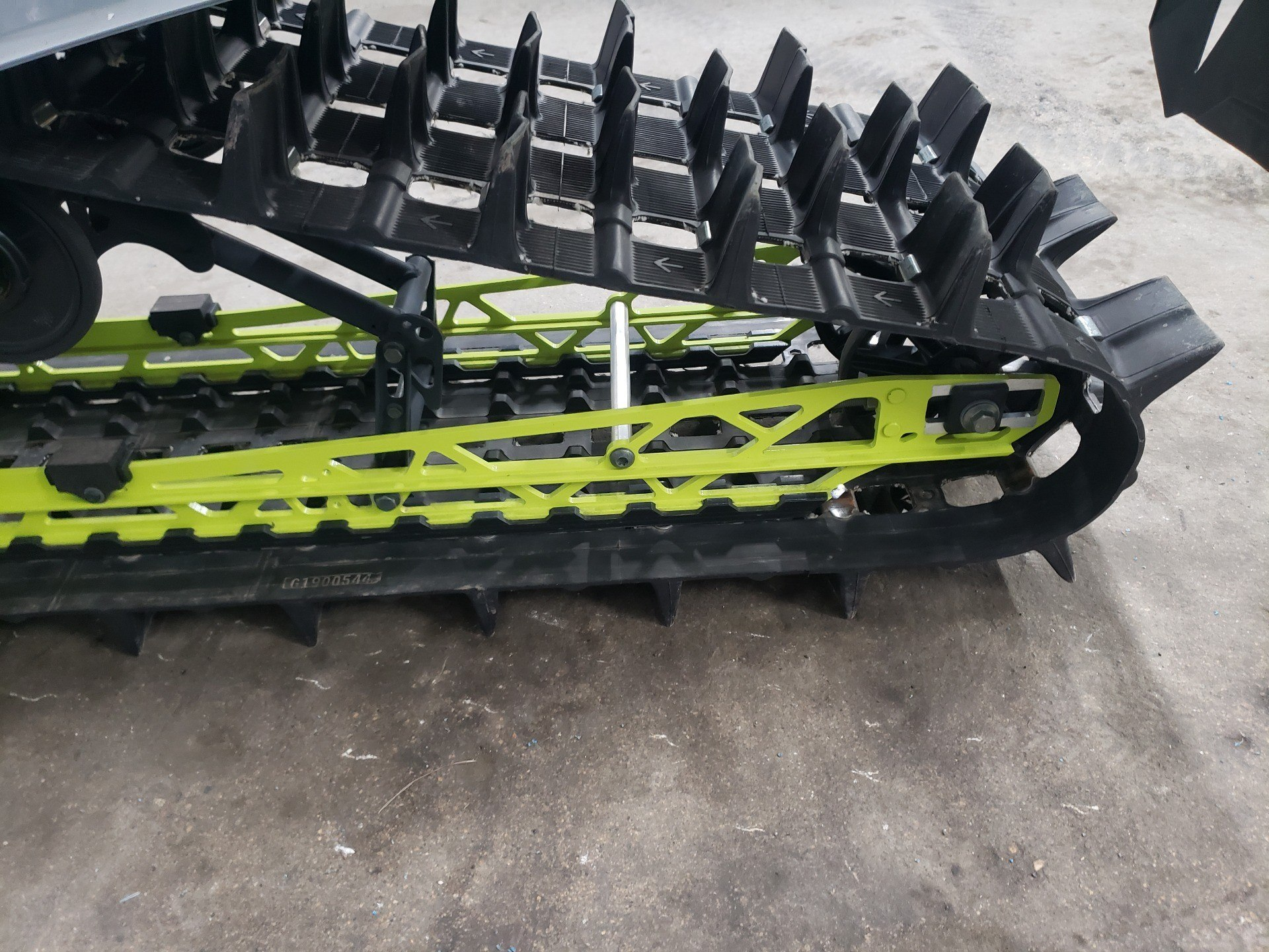 2020 Polaris 850 SKS 155 SC in Ortonville, Minnesota - Photo 2
