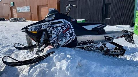 2012 Polaris 800 RMK® Assault 155 ES in Ortonville, Minnesota