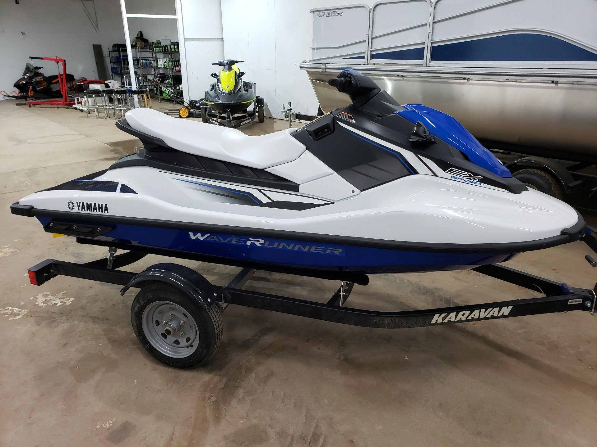 2019 Yamaha EX Sport in Ortonville, Minnesota - Photo 1