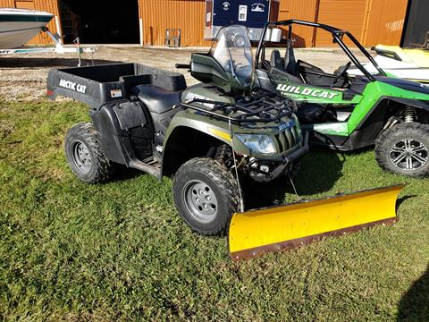 2007 Arctic Cat 650 H1 4x4 Automatic TBX in Ortonville, Minnesota