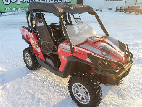 2012 Can-Am Commander™ 1000 XT in Ortonville, Minnesota - Photo 5