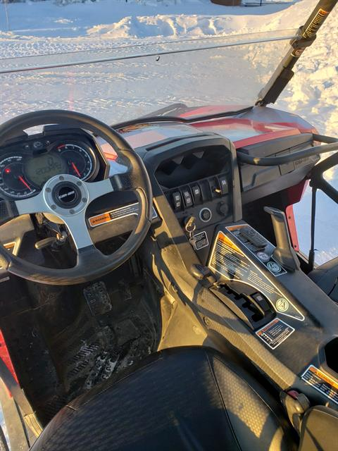 2012 Can-Am Commander™ 1000 XT in Ortonville, Minnesota - Photo 6