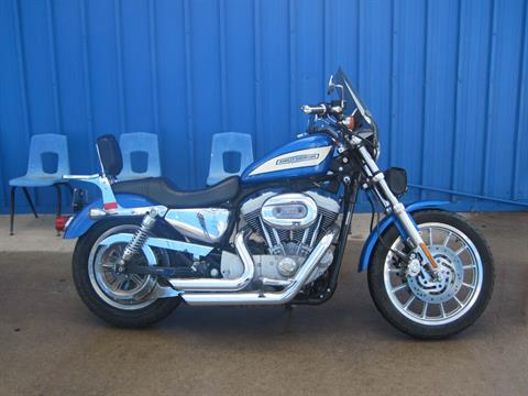 2004 Harley-Davidson Sportster® XL 1200 Roadster in Oklahoma City, Oklahoma