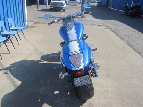 2012 Suzuki Boulevard M109R Limited Edition in Oklahoma City, Oklahoma