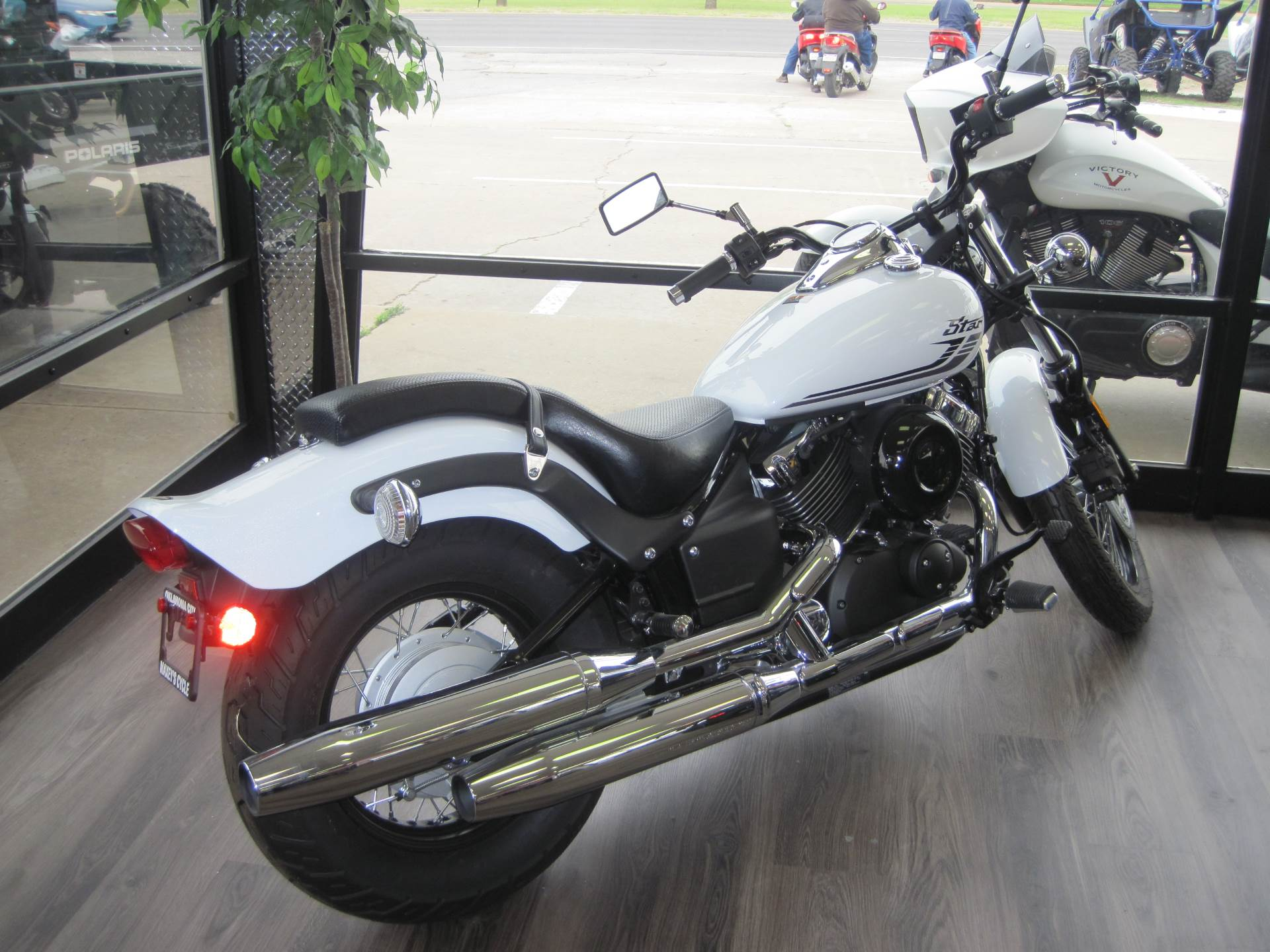 2016 Yamaha V Star 650 Custom in Oklahoma City, Oklahoma