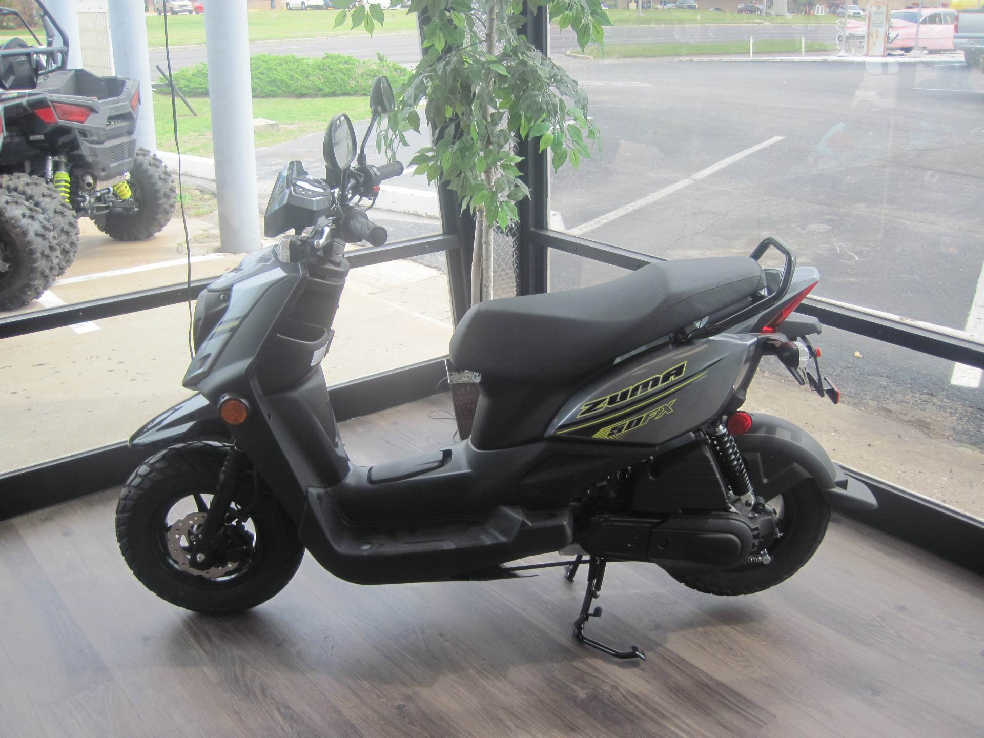 2016 Yamaha Zuma 50FX in Oklahoma City, Oklahoma
