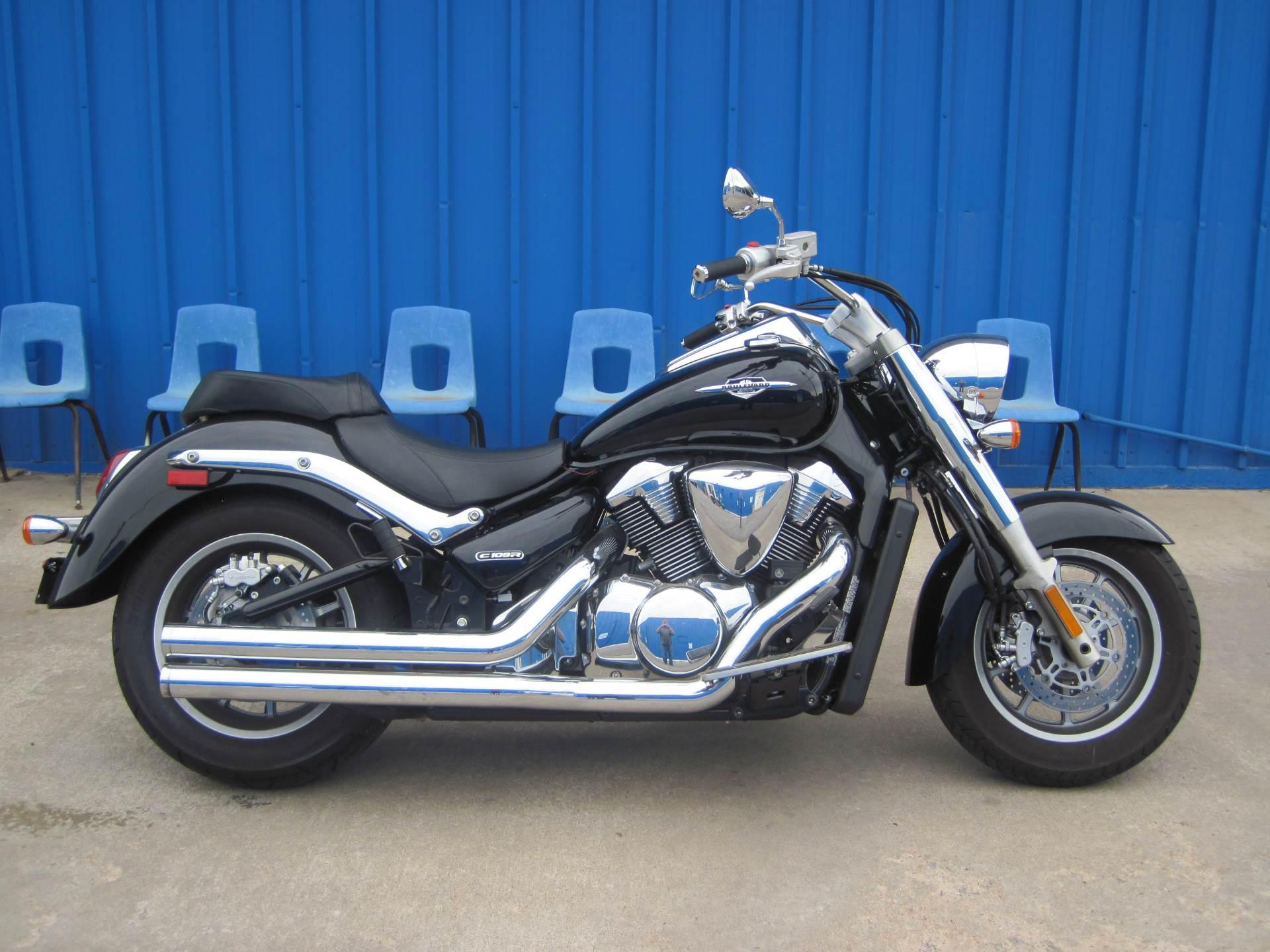 2008 Suzuki Boulevard C109R in Oklahoma City, Oklahoma