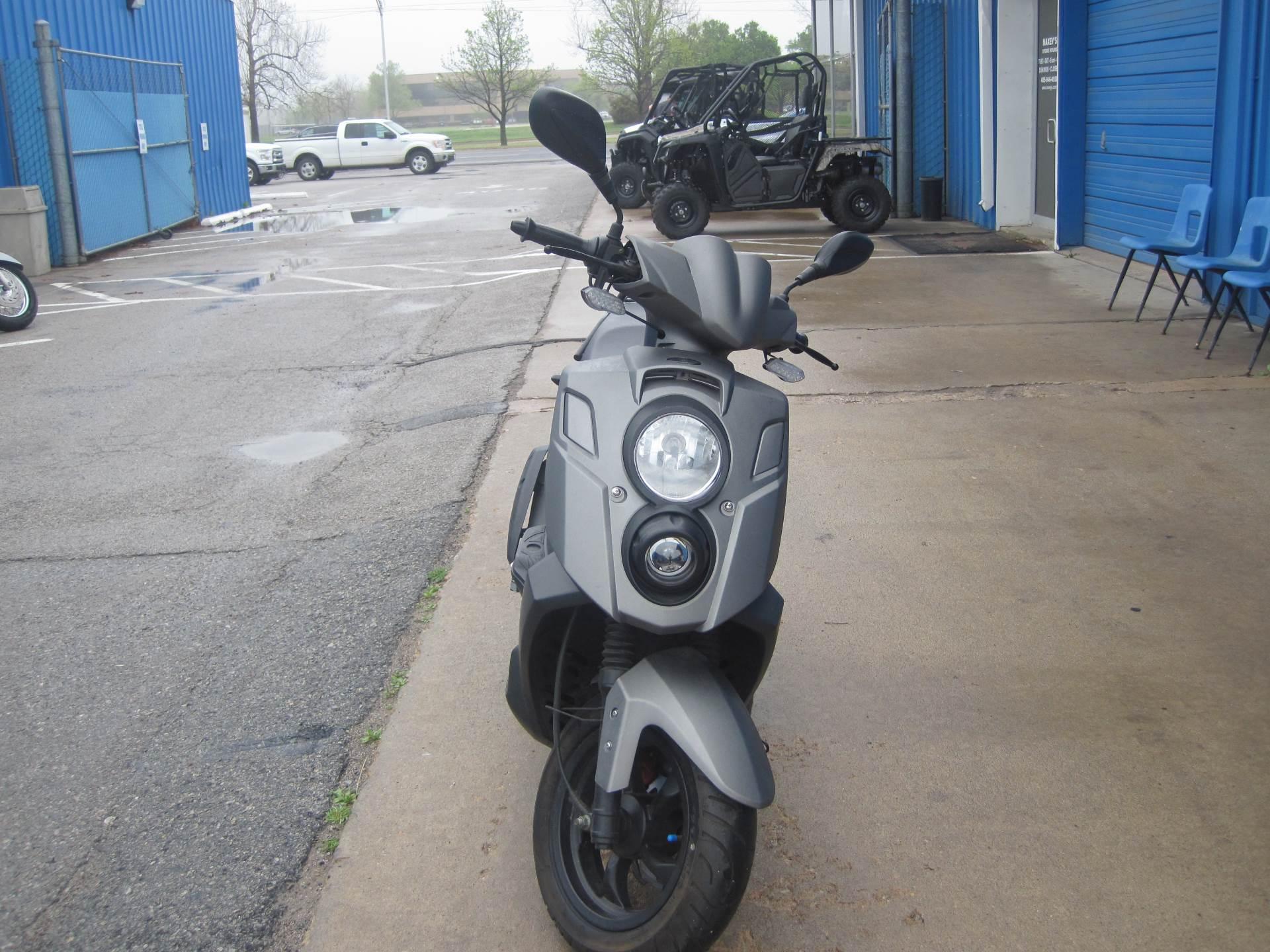 2015 Genuine Scooters Hooligan 170i in Oklahoma City, Oklahoma