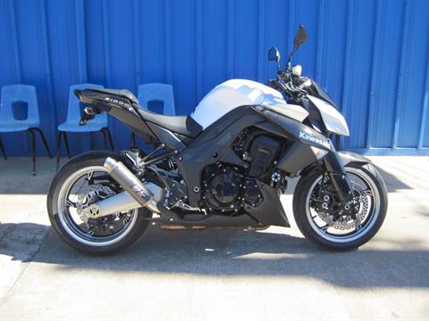2010 Kawasaki Z1000 in Oklahoma City, Oklahoma