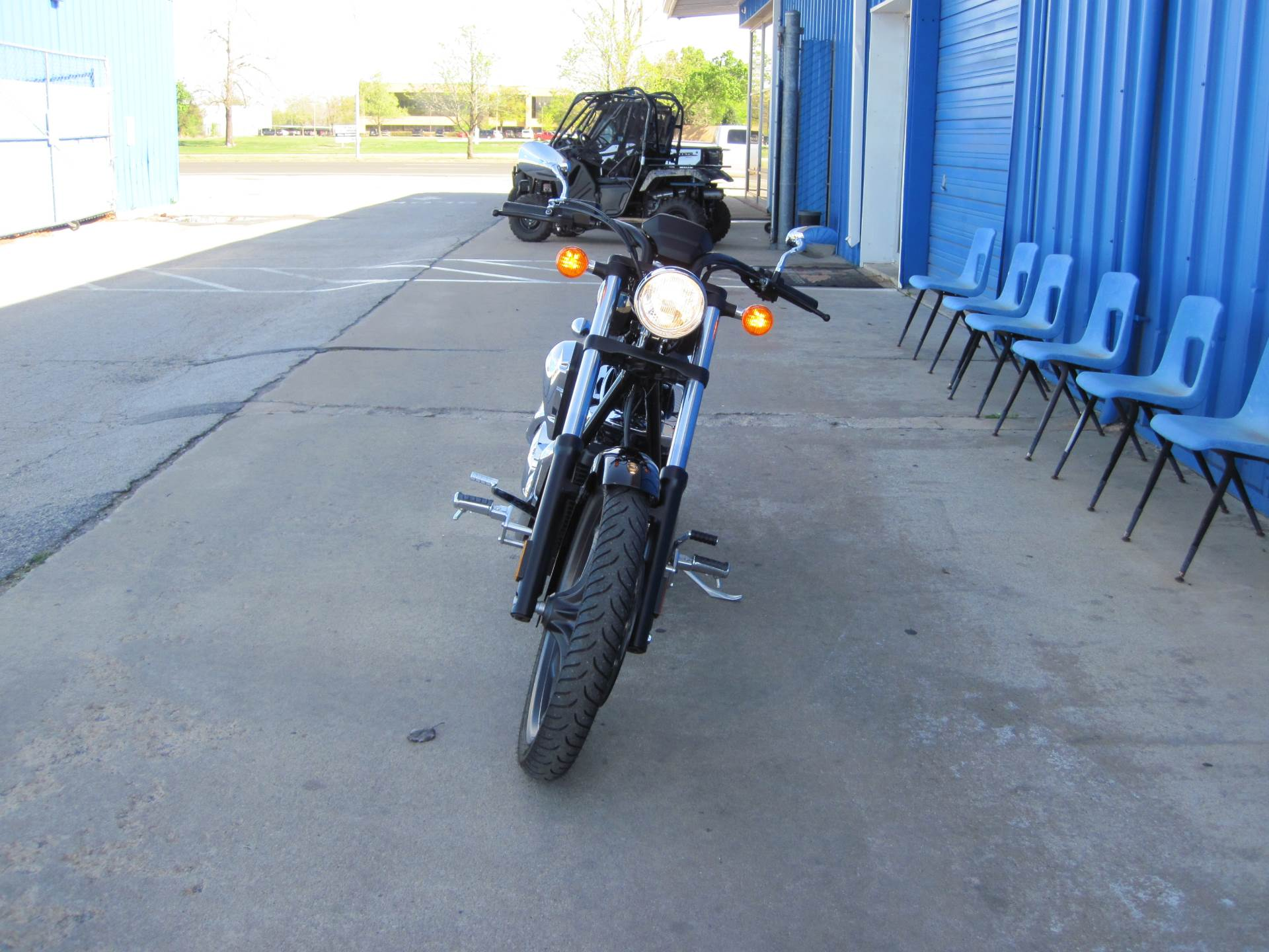 2013 Honda Fury™ ABS in Oklahoma City, Oklahoma
