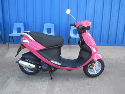 2009 Genuine Scooters Buddy 125 in Oklahoma City, Oklahoma