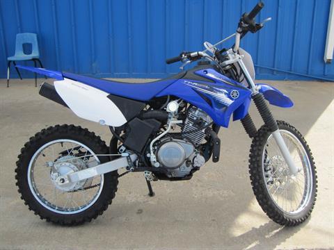 2012 Yamaha TT-R125LE in Oklahoma City, Oklahoma