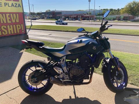 2016 Yamaha FZ-07 in Shawnee, Kansas - Photo 3