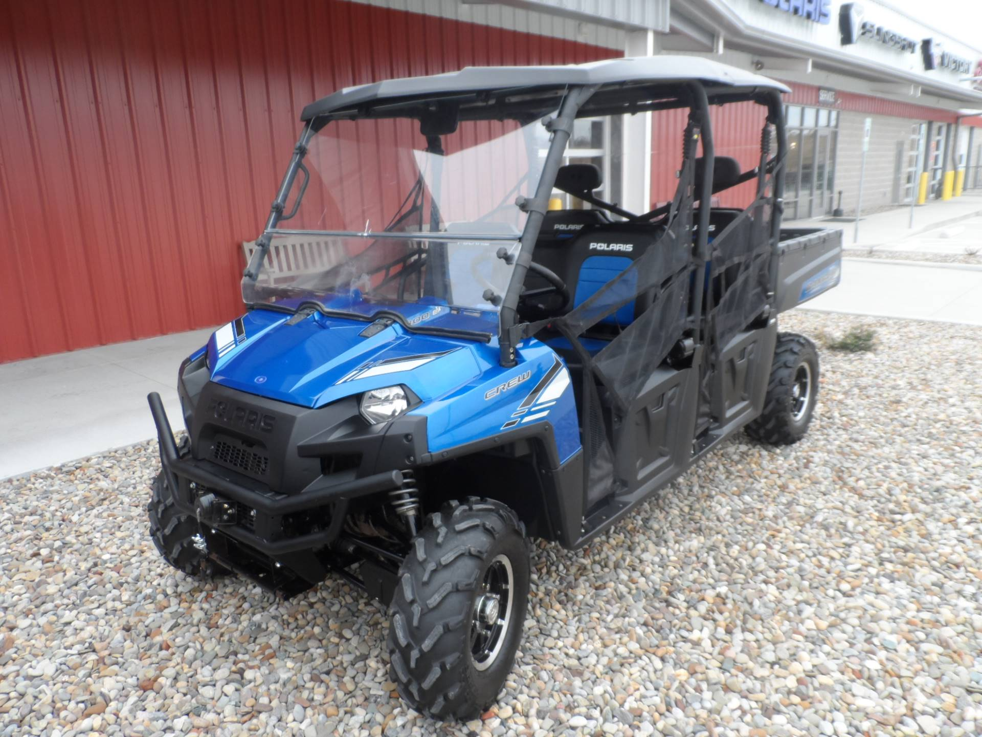 polaris ranger 800 crew eps canton north