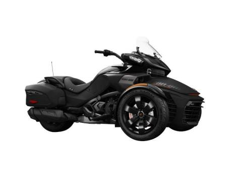 2016 Can-Am Spyder F3 Limited Special Series in Leesville, Louisiana