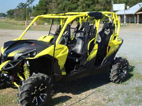 2018 Can-Am MAVERICK MAX XMR 1000R in Leesville, Louisiana