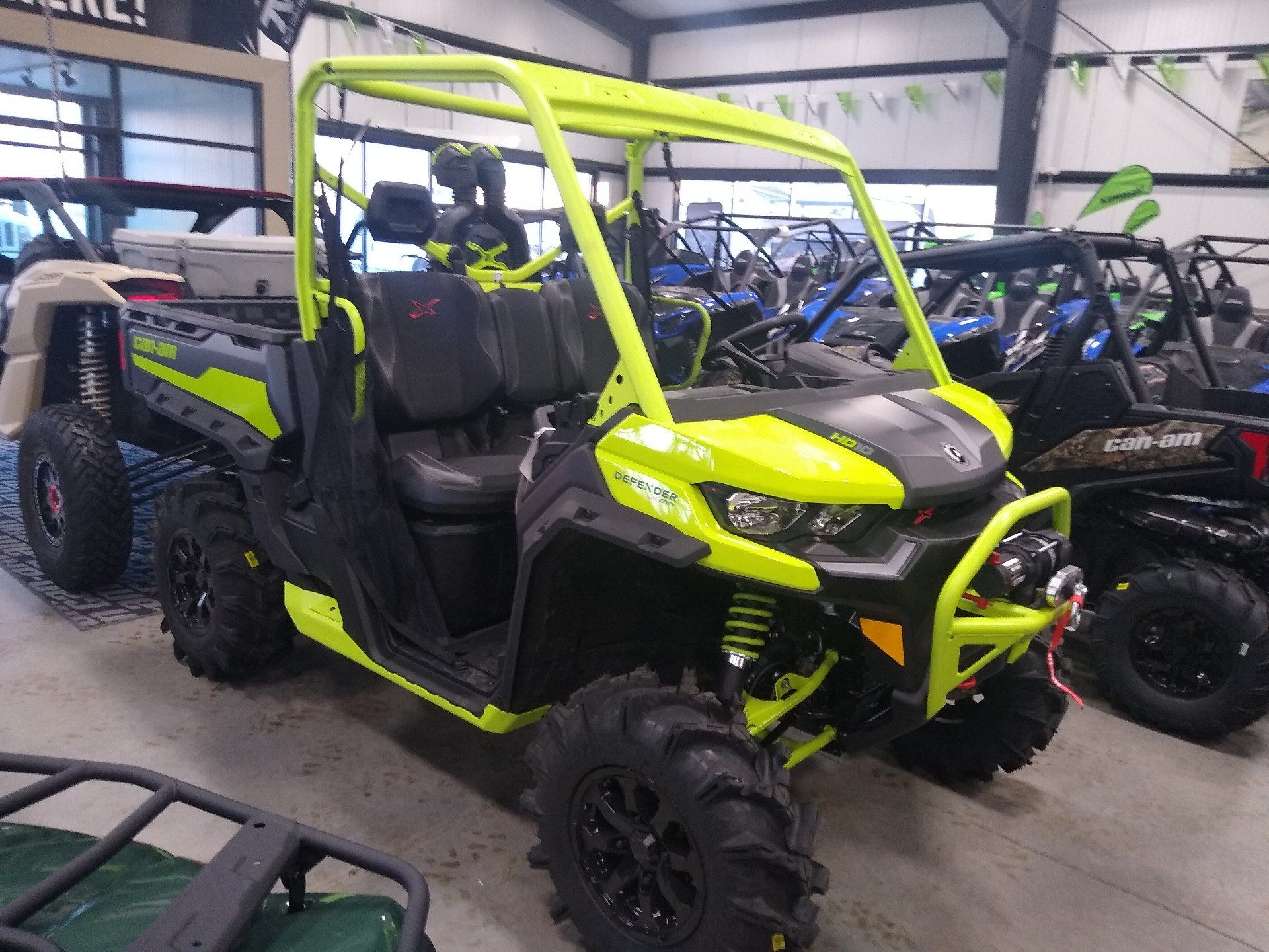 2021 Can-Am Defender X MR HD10 in Erda, Utah - Photo 1
