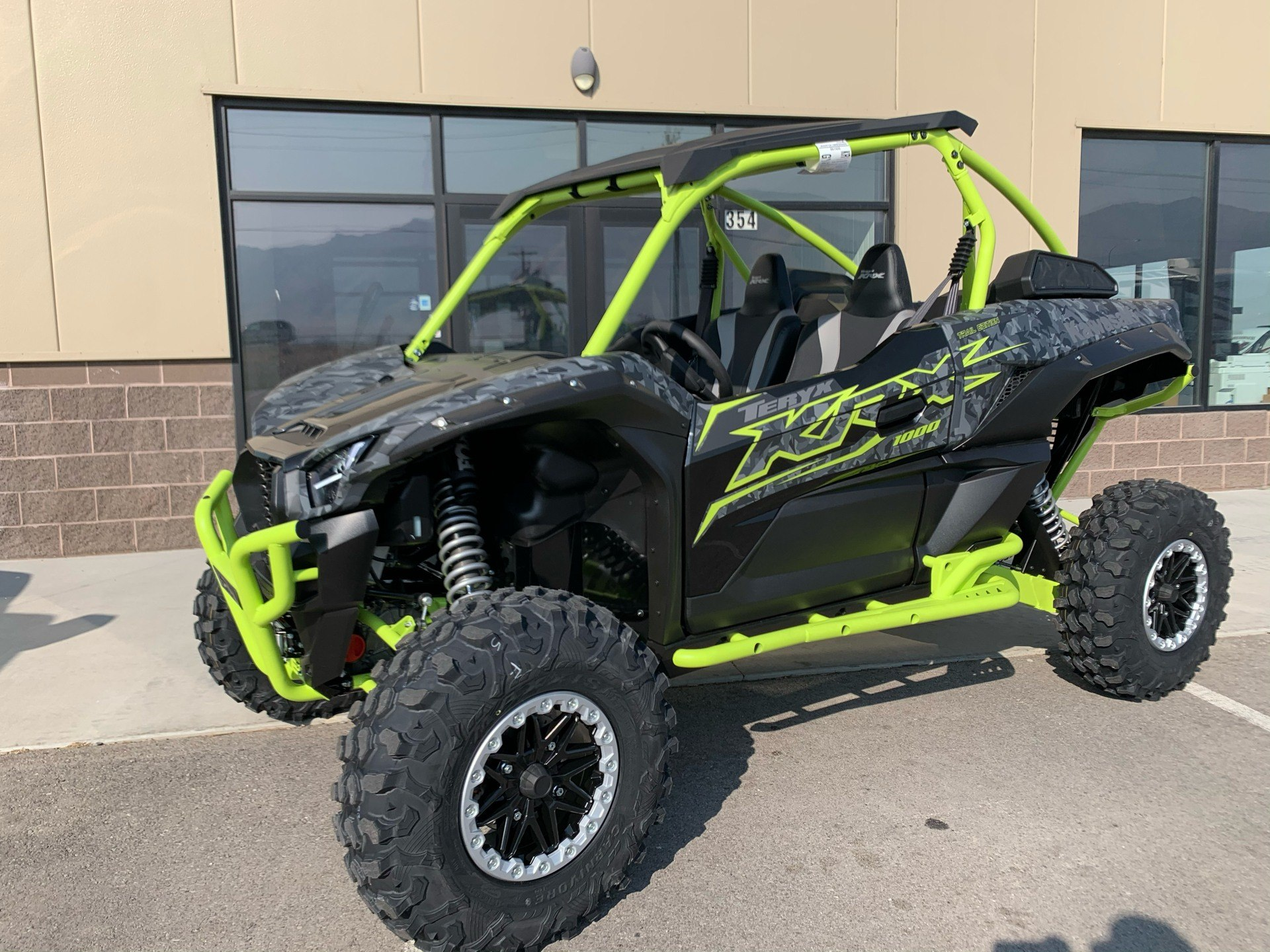 2021 Kawasaki Teryx KRX 1000 Trail Edition in Erda, Utah - Photo 2