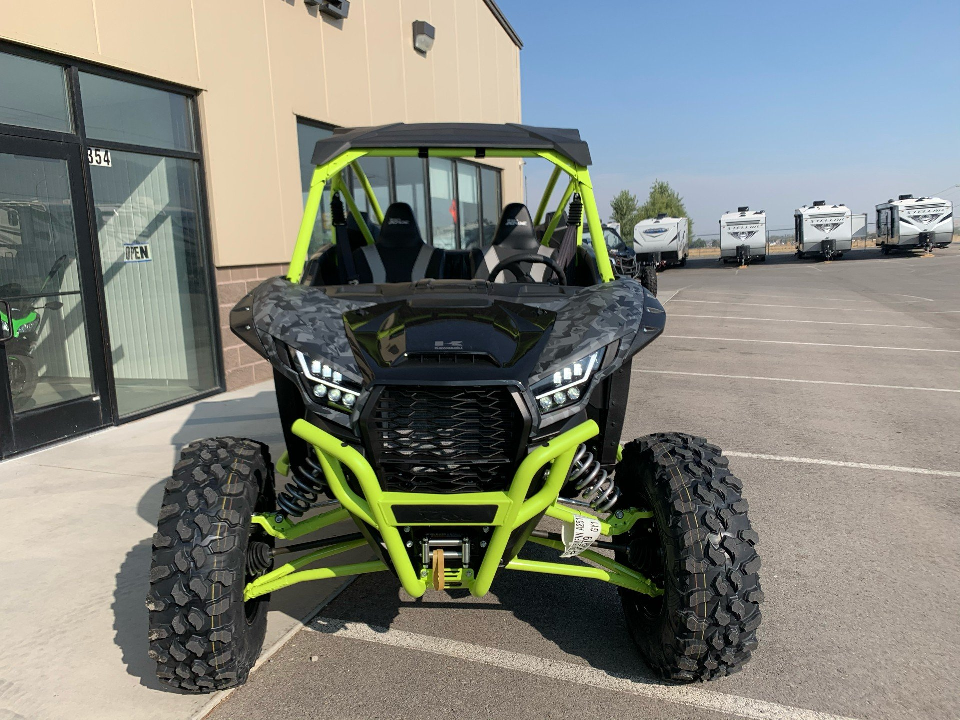 2021 Kawasaki Teryx KRX 1000 Trail Edition in Erda, Utah - Photo 3