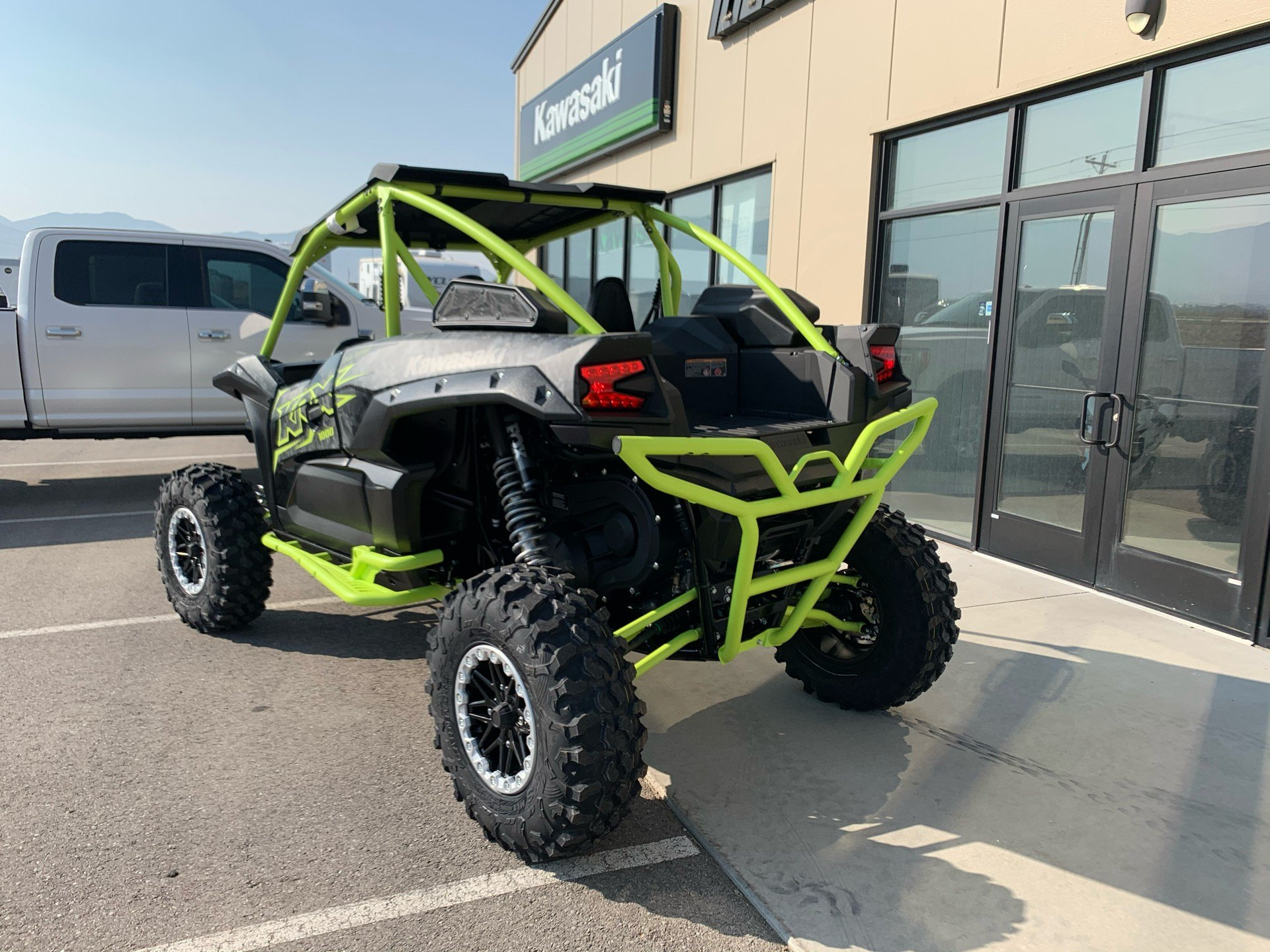 2021 Kawasaki Teryx KRX 1000 Trail Edition in Erda, Utah - Photo 5