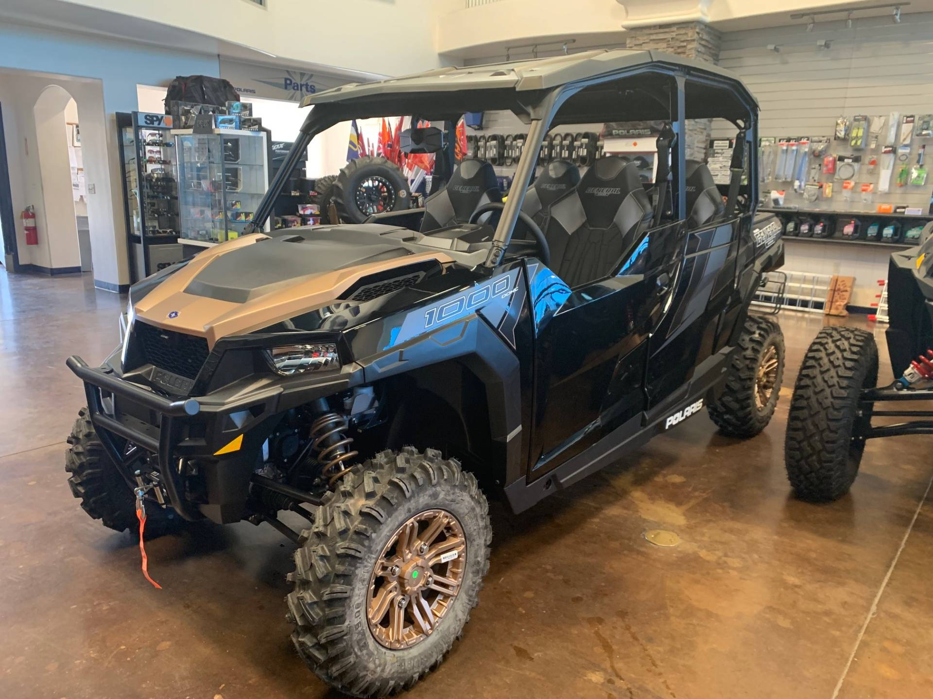 2019 Polaris General 4 1000 EPS Ride Command Edition in Tulare, California - Photo 1