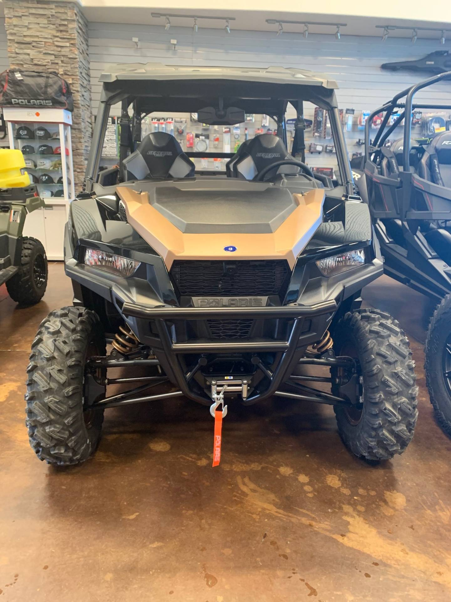 2019 Polaris General 4 1000 EPS Ride Command Edition in Tulare, California - Photo 2