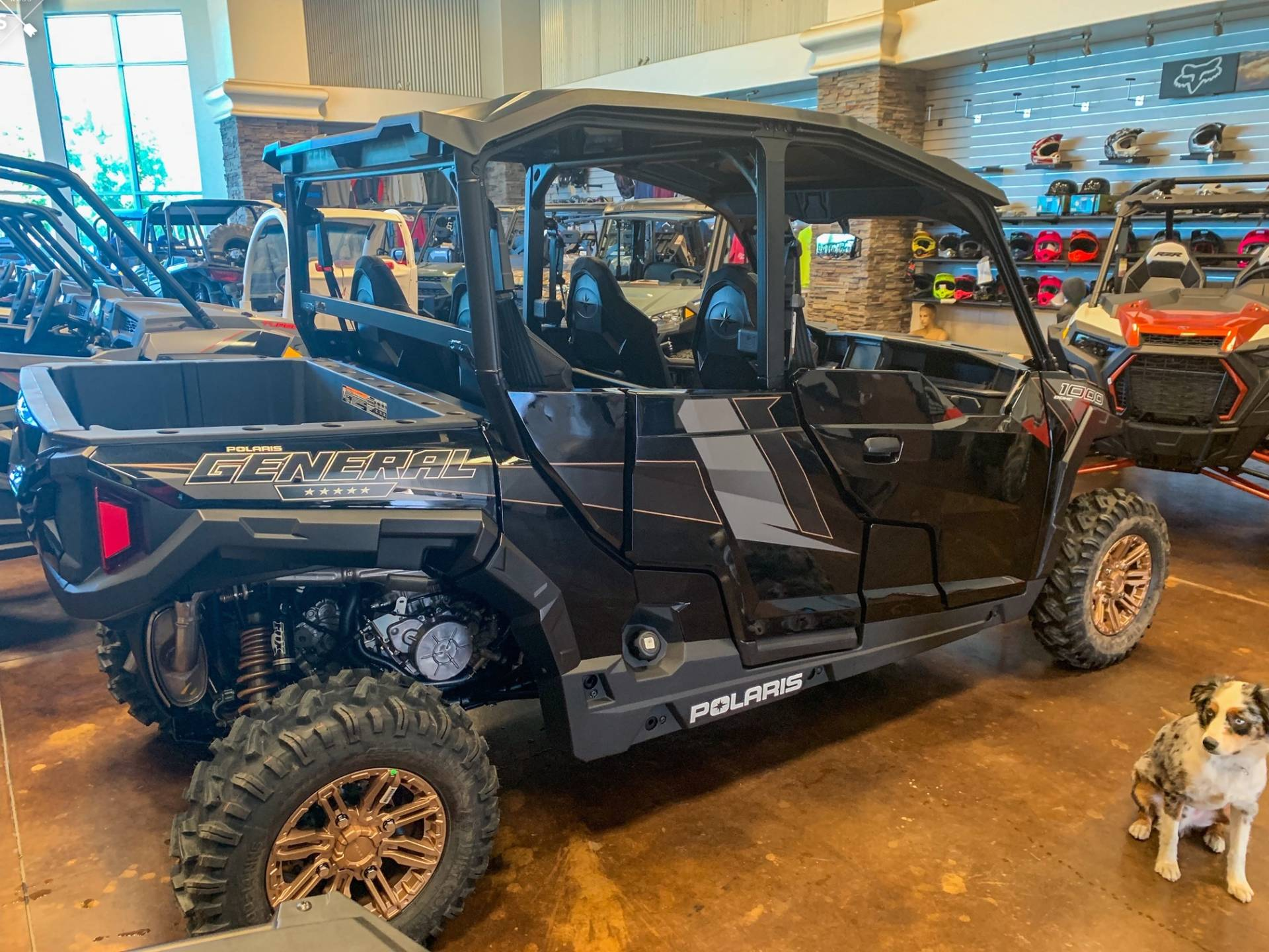 2019 Polaris General 4 1000 EPS Ride Command Edition in Tulare, California - Photo 3