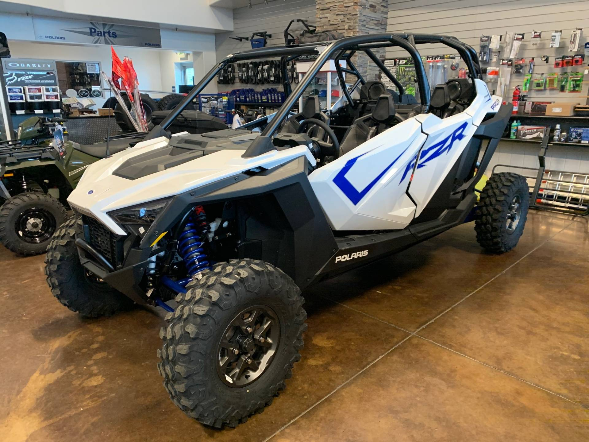 2020 Polaris RZR Pro XP 4 Ultimate in Tulare, California - Photo 1