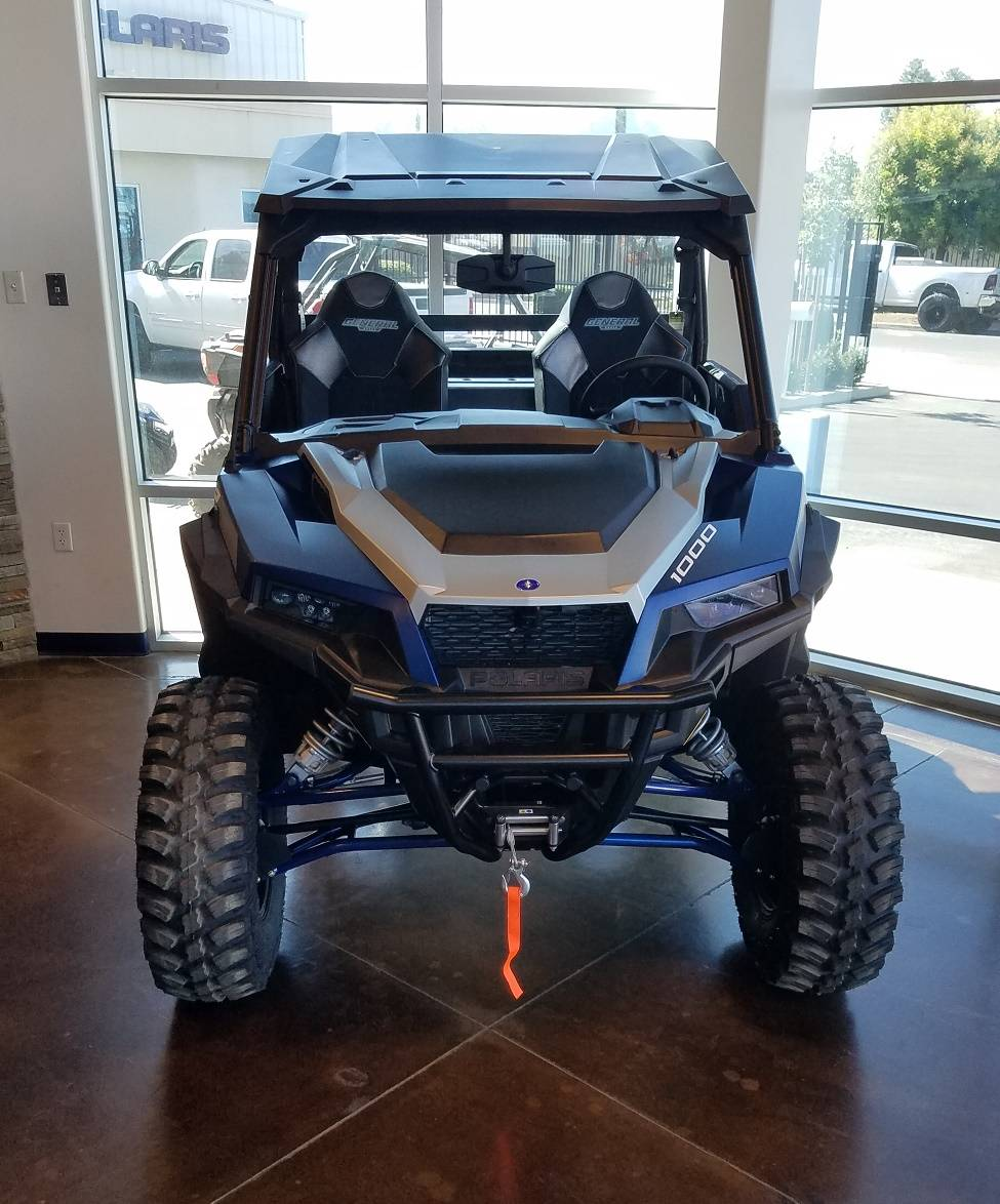 2020 Polaris General XP 1000 Deluxe Ride Command Package in Tulare, California - Photo 2