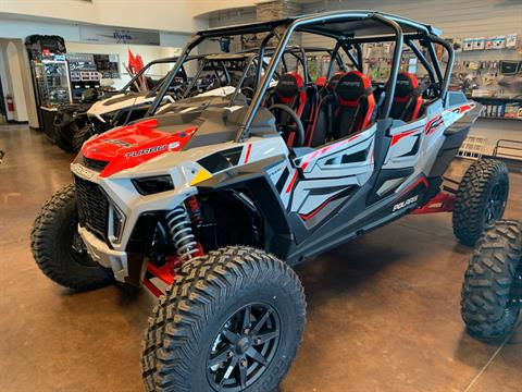 2020 Polaris RZR XP 4 Turbo S in Tulare, California - Photo 1