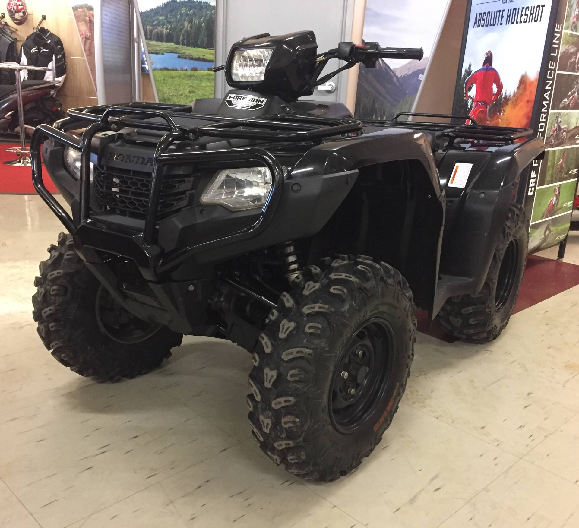 2016 Honda FourTrax Foreman 4x4 Power Steering in Saint Joseph, Missouri