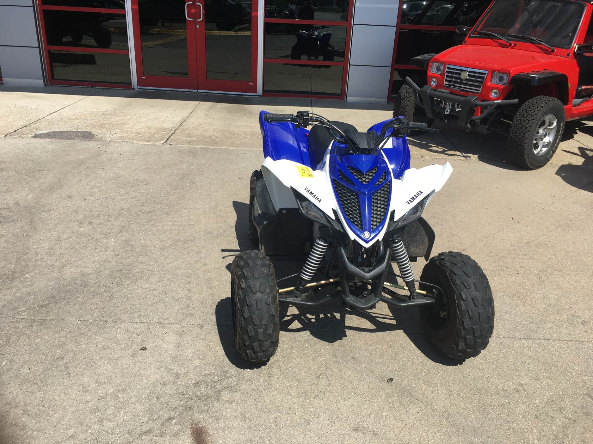 2016 Yamaha Raptor 90 for sale 194542