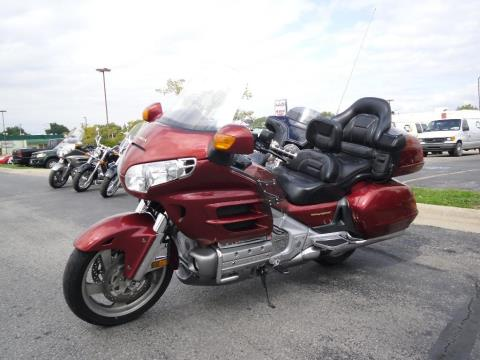2001 Honda Gold Wing in Saint Joseph, Missouri