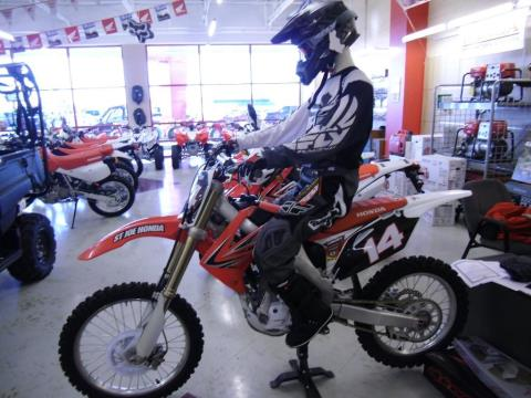 2012 Honda CRF®250R in Saint Joseph, Missouri