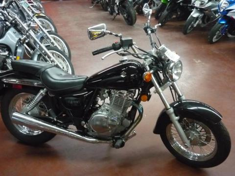 2010 Suzuki GZ250 Marauder in Johnson City, Tennessee