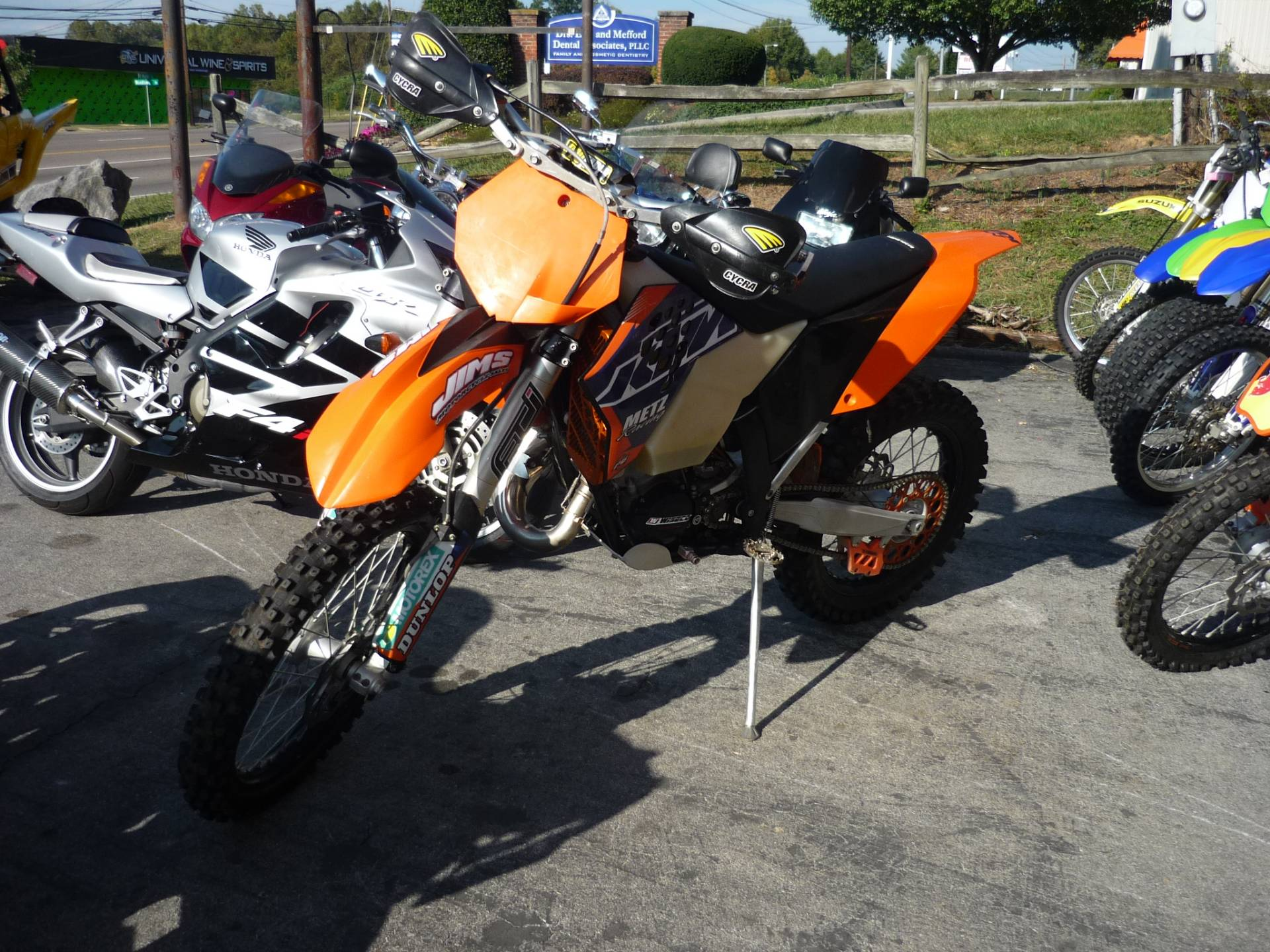2011 KTM 150 XC in Johnson City, Tennessee