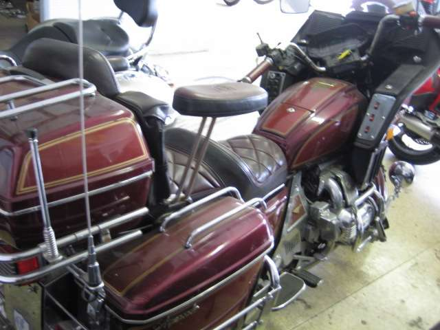 1983 Honda Gold Wing GL1100A in Johnson City, Tennessee