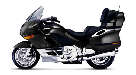 2002 BMW K 1200 LT in Johnson City, Tennessee